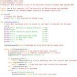 AQA Programming Project